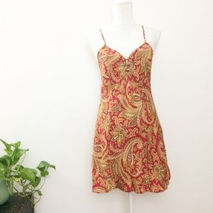 NEW Vintage Victoria Secret Silk Slip Dress